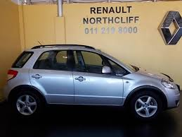 2008 suzuki sx4 selling at r 77 900 renault northcliff the