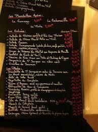 la cuisine de comptoir poitiers carte photo de l instant comptoir poitiers tripadvisor