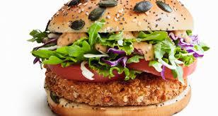 jeux de cuisine macdonald le grand veggie mcdonald s lance mardi burger végétarien en