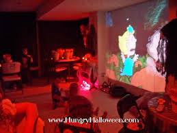 Halloween Party Lighting by Halloween Decorations Catacomb Cinemas Including Zombie Ticket