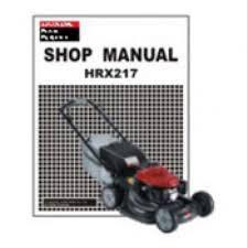 honda hrx217 type 8 coolest manual lawn mowers