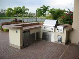 Outdoor Kitchen Cabinet Plans Kitchen Bbq Modular Frame Kits Diy Outdoor Kitchen Bbq Grill