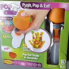 plastic fruit skewers vegetable spiralizer slicer tool children diy kitchen gadgets