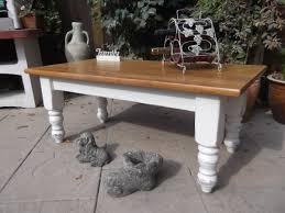 White Distressed Coffee Table White Distressed Coffee Table Dans Design Magz Rustic