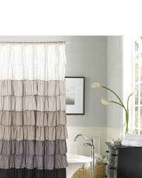 bathroom curtain ideas for shower gray and white shower curtain 142 trendy interior or shower