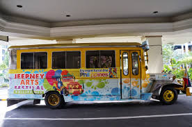 jeepney interior philippines jeepney tours videoke fun time while touring the streets of