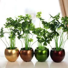 indoor plants singapore small potted plants modern design fake floor plants tree stump small