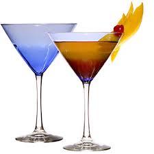 bulk brand name cobalt blue glass martini glasses 12 oz at
