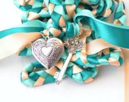 wedding handfasting cord key to wedding handfasting cord jade theme handfasting