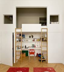 Built In Bunk Bed 25 Amazing Loft Ideas Beds And Playrooms Design Dazzle