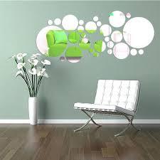 wall ideas wall mirrors design ideas mirror wall decoration decorative wall mirror stickers india wall mirrors decorative ideas 2017 hot selling27pc set 6090cm round acrylic