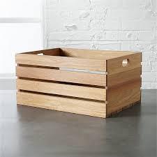 eucalyptus large storage box cb2