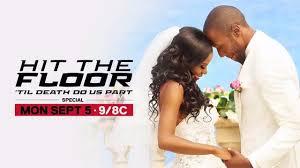 Hit The Floor Derek Proposes To Ahsha - vh1 u0027s hit the floor wedding special trailer released ew com