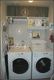 Laundry Room Decorating Ideas by 7 Best Laundry Room Images On Pinterest Laundry Closet Basement