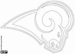 nfl coloring pages google search bulletin board ideas