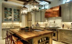 antique kitchen island unique look rustic kitchen island designs home design