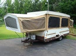 Starcraft Pop Up Camper Awning The Fishin Web 1987 Starcraft 24 U0027 Pop Up Camper