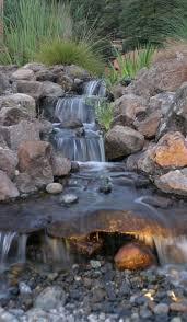 Garden Waterfall Ideas 25 Unique Garden Waterfall Ideas On Pinterest Water Falls Faux