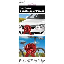 bows for cars presents car bow 18 in 1ct walmart
