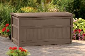 best deck boxes in 2017 outdoor storage made easy