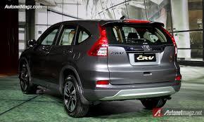 mobil lexus terbaru indonesia impression review honda crv facelift 2015 indonesia