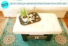 How To Make An Ottoman Out Of A Coffee Table How To Make An Ottoman Out Of A Coffee Table Large Size Of Coffee