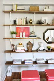 126 best living room wall mounted shelves images on pinterest