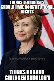 Hillary Clinton Cell Phone Meme - hillary clinton s hypocrisy on rights for terrorists exposed