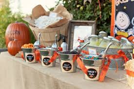 backyard party ideas 60 awesome outdoor halloween party ideas digsdigs