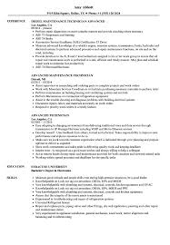 maintenance technician resume advanced technician resume sles velvet apartment