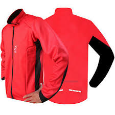 thermal cycling jacket winter cycling jacket full sleeves wind proof thermal cycle jacket