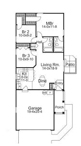 plan of house 12 best floor plans for narrow lots images on house
