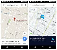 android maps maps vs nokia here two great android map apps compared