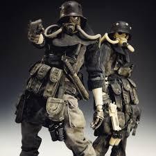 ghost face mask military wwr evol sombre u0026 ghost de plumes threea 1 6 actionfiguren