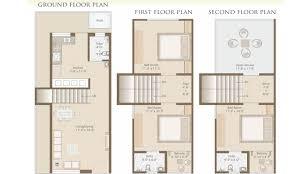 triplex plans parambaroda shops duplex flats