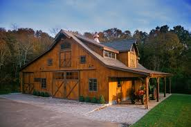 post and beam barns home improvement design and decoration