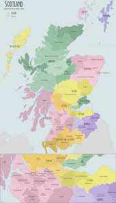 Map Scotland File Scotland 1974 Administrative Map Png Wikimedia Commons