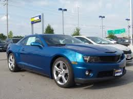 2010 aqua blue camaro used 2010 chevrolet camaro for sale carmax