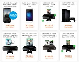 xbox one black friday price best black friday tech deals in south africa 2016