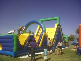 obstacle course rentals in phoenix peoria scottsdale and