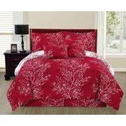 Queen Size Red Comforter Sets Oversized Queen Comforter Set