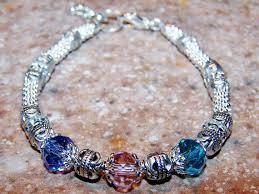 mothers day birthstone bracelet mothers day birthstone bracelet etsy