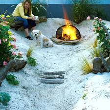 Beach Yard Design Ideas That Will Make Your Inner Beach Bum - Backyard beach design
