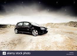 gti volkswagen 2007 2007 mark 5 volkswagen vw golf gti turbo black lit by flash stock