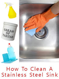 shine stainless steel sink how to clean a stainless steel sink tipnut com