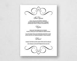 menu template for mac ideas collection menu template for mac word with worksheet