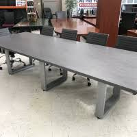 12 ft conference table affordable conference tables for sale in milwaukee chicago used