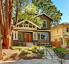 Craftsman Style House Colors 1454 Best Houses Images On Pinterest Craftsman Bungalows
