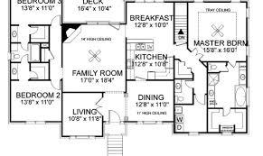 split level plans split level house floor plans home house plans 56432