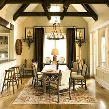 lodge dining room rooms to love distinctive cottage